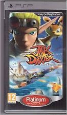 Jak & Daxter : The Lost Frontier Platinum Edition PSP UMD PlayStation Video Game