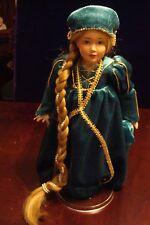 Rapunzel by Danbury Mint Doll [a*4]