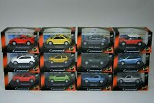 CARARAMA 1 72 SCALE DIECAST 12 MODELS SET.  NEW