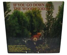 Henry Hall His Orchestra If You Go Down To The Woods Today Rare Picture Disc LP