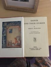 Saints And Their Stories Book peggy webling