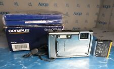 Olympus Stylus 1030SW 10.1MP HD Digital Camera Waterproof Shockproof 18x Zoom