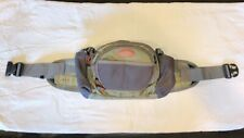 Fishpond Fly Fishing Water Resistant Lumbar Waist Pack/ Tackle Bag VG Used