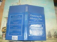 Gabrielsen, Vincent - Financing the Athenian Fleet. 1994 Hardcover First edition