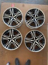 Jdm Ame Shallen Vx Wheels 20x8 42 5x1143