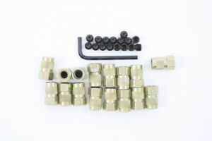 Engine Rocker Arm Nut Pioneer S-1010