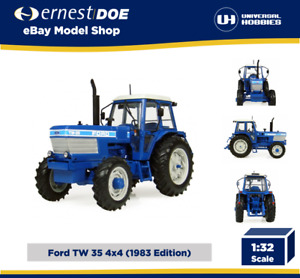 Ford TW 35 (1983)   1:32 Scale   UH4027   Sold by Ernest Doe  Universal Hobbies
