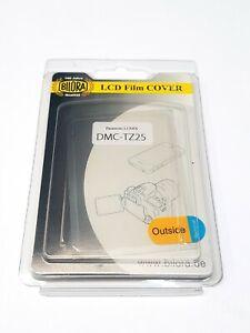 3 X BILORA LCD Film Cover Protective Film For Panasonic Lumix DMC-TZ25 New