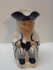 Toby Mug Marked LS Philpot Wood and Sons England Vintage Porcelain