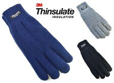 Childrens Kids Boys Girls 3M THINSULATE Thermal Winter Junior Gloves Ages 6-13