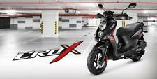 Sym Crox 125 Scooter 2018 new bike,choice of colours,wow a on/off road scooter