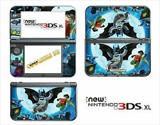 SKIN DECAL STICKER - NINTENDO NEW 3DS XL - REF 196 LEGO BATMAN