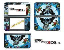 HAUT STICKER AUFKLEBER - NINTENDO NEU 3DS XL - REF 196 LEGO BATMAN
