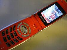 SHARP GX25 FERRARI edition Rare Original Cellular Mobile Cell Phone GSM