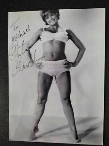 "Patti Chandler ""USA"" original Autogramm - signed"