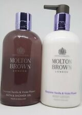 Molton Brown Exquisite Vanilla & Violet Flower Body Lotion 300ml