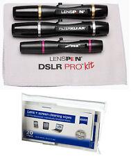 Pro LP3W TG camera Lens cleaning kit wipe for Olympus PEN-F OM-D E-M5 E-M1 mirro