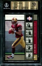 2005 Upper Deck Alex Smith BGS 10 Pristine Rookie Premiere Platinum #2 RC