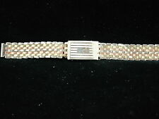 EXTREMELY RARE VINTAGE 1930S PIONEER 1/20TH 12KGF *TRI-COLOR* WATCH BAND