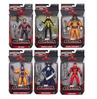 Marvel Legends ULTRON BAF Build a Figure Set of 6 Ant-Man+Wasp+Bulldozer+Giant M