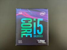New listing Intel Core i5 - 9600Kf Lga1151 (9th Generation) Unlocked Bx80684159600Kf Sealed
