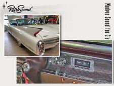 For Cadillac Deville 1959-60 Vintage Car Radio DAB+ UKW USB Bluetooth Aux