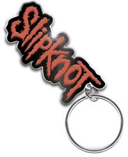 SLIPKNOT Logo Metal Keychain Keyring Official Band Merch
