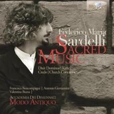 Sardelli, Federico Maria-Sacred Music-CD