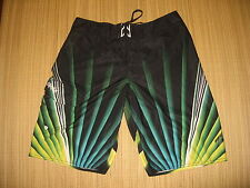 #7702 TIME TO SURF! BILLABONG BOARD SHORTS MEN'S 32 PRE OWNED