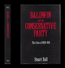 BALDWIN & CONSERVATIVE PARTY The CRISIS of 1929-1931  Churchill GREAT DEPRESSION