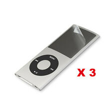 Belkin Protector De Pantalla Ipod Nano 4G 4th generación de Video 3-Pack