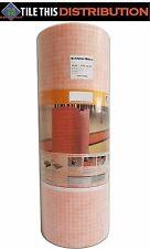 Ditra Schluter Tile underlayment 23 sq ft Roll