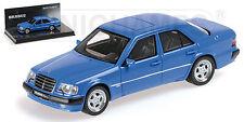 Brabus 6.5 Mercedes-benz 500 e 1993 1/43 Minichamps 437032502 Classe W124 Blu