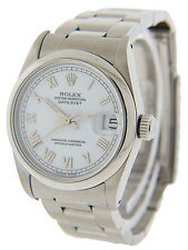 Rolex Datejust Midsize Stainless Steel Quick-Set Sapphire 68240 31mm