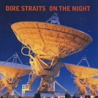 DIRE STRAITS on the night (CD, album, limited-edition) blues rock, classic rock