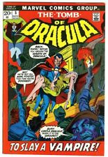 Tomb of Dracula #5 (1972) VF+ New Marvel Collection