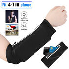 Arm Sleeves Bag Band Armband Cell Phone Holder Pouch Gym Running Jogging Cycling