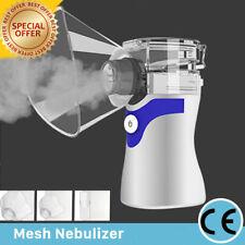 Portable Mini Neutralizer Machine,Ultrasonic Medical Steaming Inhaler Adult Kids