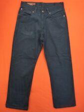 MARLBORO CLASSICS Pantalon Homme Taille 31 X 30 US - Bleu nuit