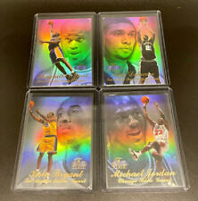 1997-1998 Flair Showcase ROW0-1-2-3 Pick Your Card-JORDAN, KOBE, DUNCAN RC, SHAQ