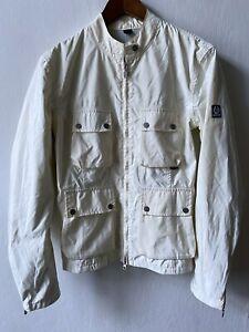 Belstaff light jacket full zip Women's coat size 46