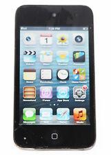 Apple iPod touch 4th Gen Black (32 Gb) - Broken/Cracked (Functional)