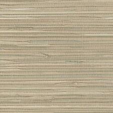 Real Natural Boodle Grasscloth Wallpaper 488-435 tan beige 72 sq ft