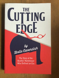 The Cutting Edge.  Beatles Hairdresser.  Leslie Cavendish. 2017