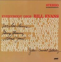 Bill Evans - Everybody Digs Bill Evans [New Vinyl] Ltd Ed, 180 Gram