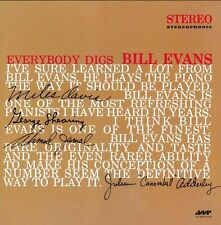 Bill Evans - Everybody Digs Bill Evans [New Vinyl LP] Ltd Ed, 180 Gram