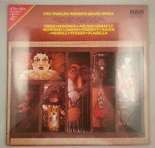 The World's Favorite Grand Opera/Aida/Boheme/Carmen RCA LSC 3294 Sealed NEW