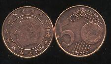 BELGIQUE  5 cent  2004  SPL  neuve  ( sortie du rouleau )