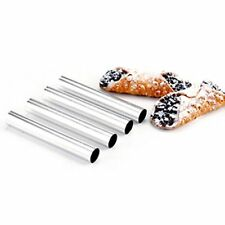 Norpro Cannoli Forms, Set of 4 Stainless Steel