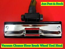 Vacuum Cleaner Carpet/Floor (Two way) Hard Brush Wheel Tool Head Normal (E110)